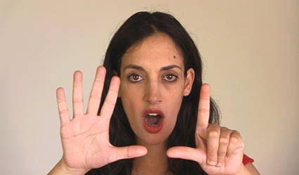 image du film Langue sacrée, langue parlée, de Nurith Aviv