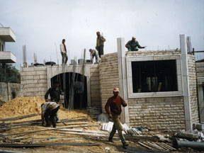 image du film Une maison à Jérusalem d'Amos Gitaï