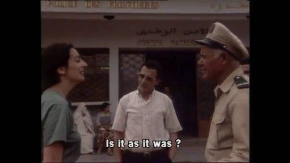 image du film Retour à Oujda, de Charlotte Szlovak