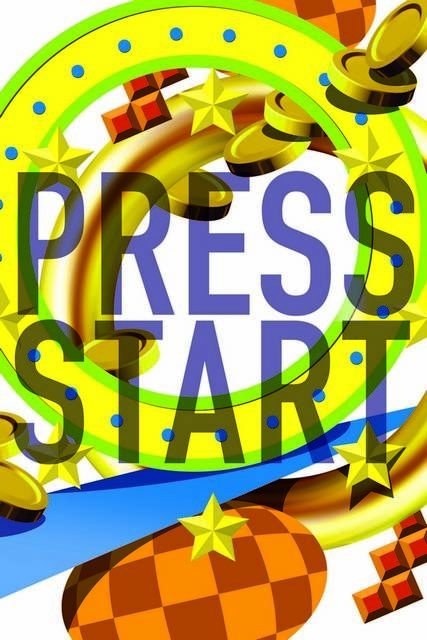 Affiche Press Start 2016