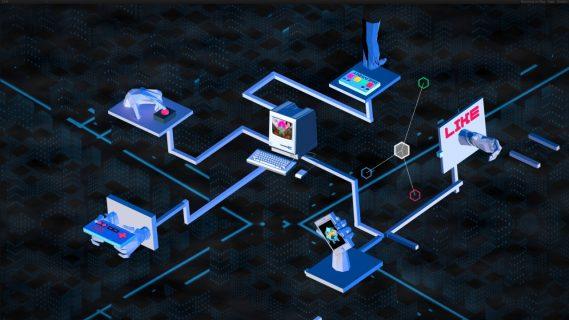 Image du jeu Chroma Perspectio du studio Bruyant