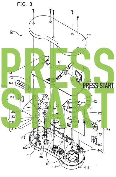 Affiche press start 2017