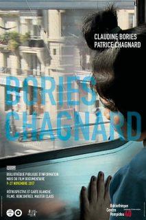 affiche de la retrospective Bories Chagnard