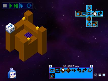 image du jeu God is a cube