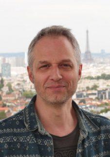 Portrait de Laurent Escoffier