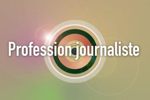 logo profession journaliste