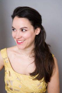 Portrait d'Audrey Vernon