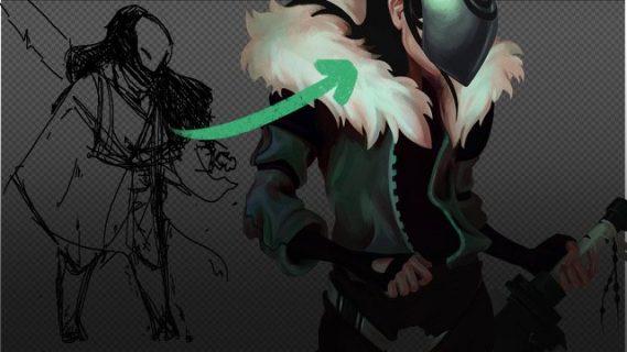 personnages de jeu vidéo