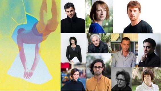 Affiche du festival Effractions et portraits des auteurs