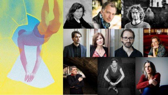 Visuel du festival Effractions et des auteurs