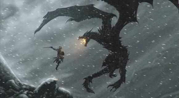 image du jeu Skyrim