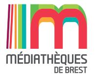 Logo du réseau des médiathèques de Brest