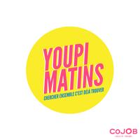 Logo des Youpi matins - Cojob