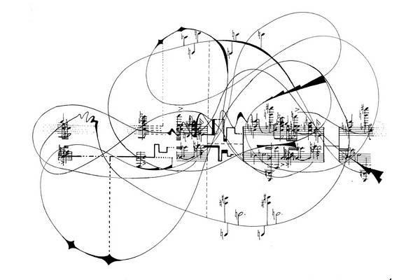 Partition de musique contemporaine de Will Redman