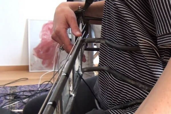 Photo d'une basse vibratoire
