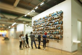 Visite au Centre Pompidou