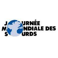 logo Journée Mondiale des Sourds