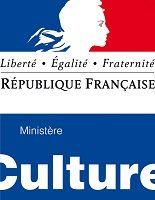 Logo du Ministère de la culture