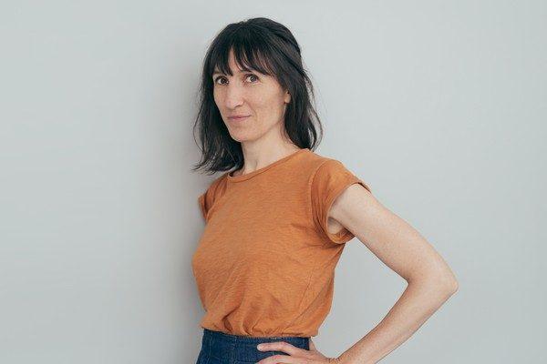 Portrait de Catherine Meurisse