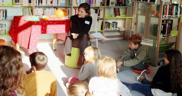 groupe d'enfants en classe