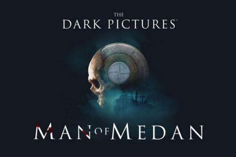 Affiche du jeu Man of Medan (crane)