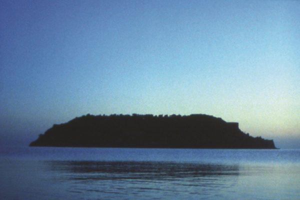 Vue de la mer dans le film L'ordre