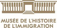 Logo du musée de l'histoire de l'immigration