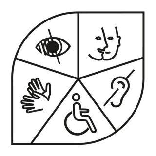 Visuel handicap du ministère de la Culture