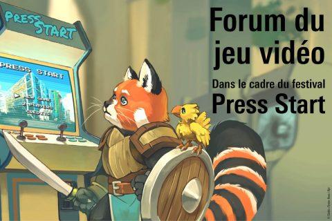 Festival Press Start