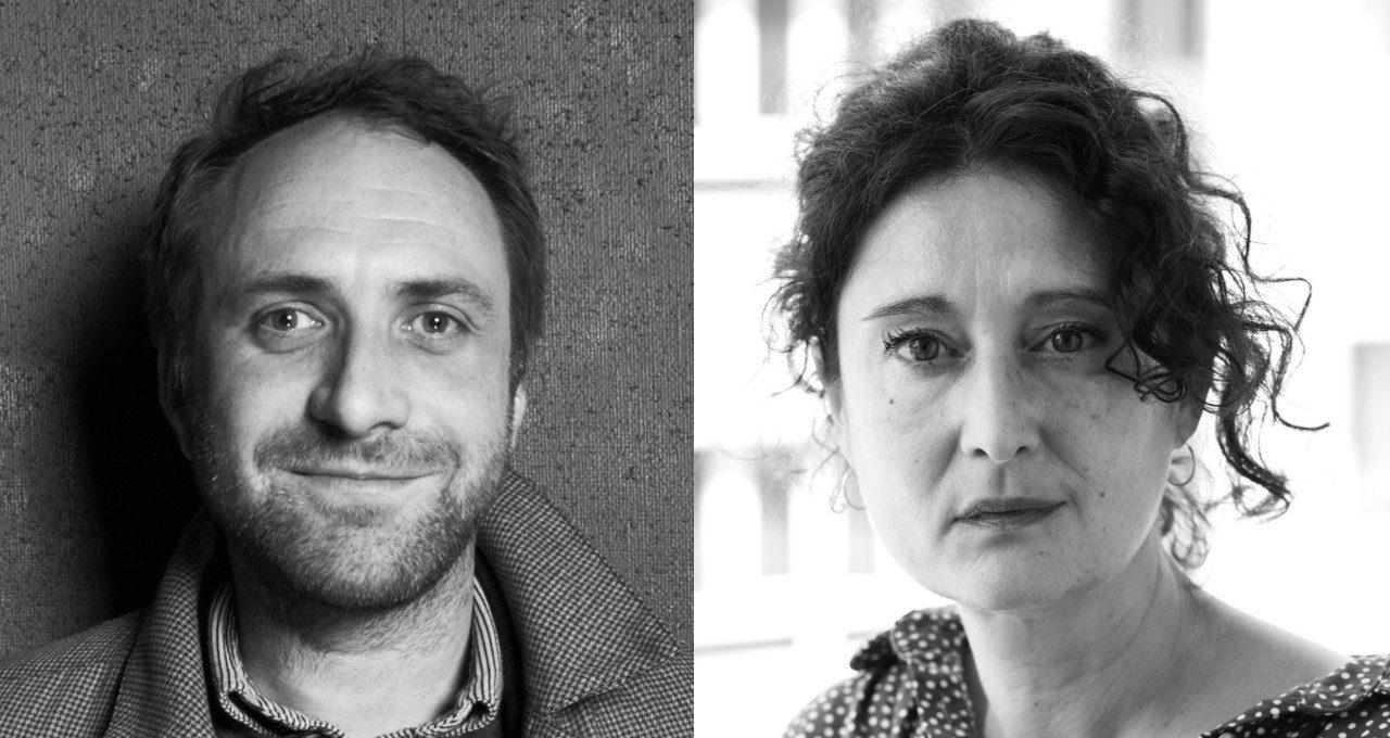 Portrait d'Armel Hostiou et Martine Deyres