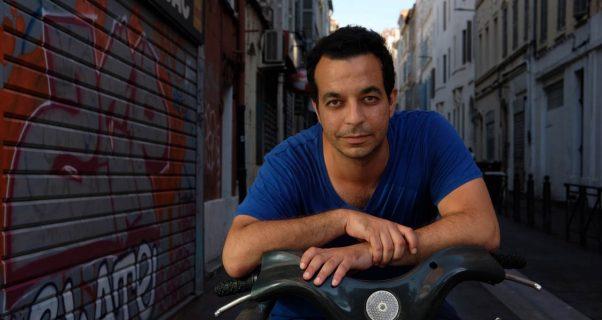 Portrait de Hassen Ferhani