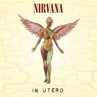 Pochette du disque In Utero