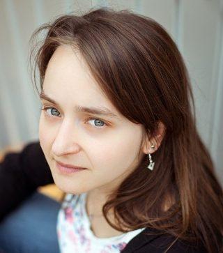 Portrait de Marion Montaigne