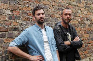 Bouqé et Romain Dutter